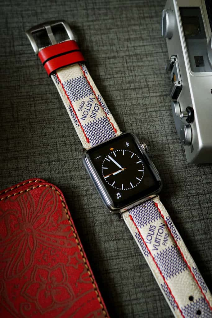 Custom Leather Watch Bands Blackforest Atelier